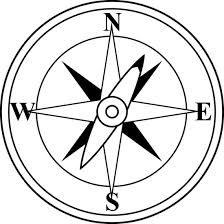 compass clock