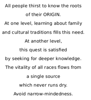 introduction rethinking survival in this vein passage 62 of the tao te ching expressly describes the forgiving inclusion of all humanity in the compassionate embrace of the