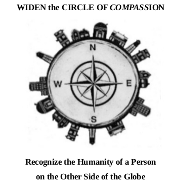 circle compass of compassion
