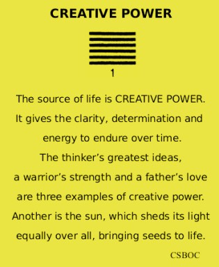 01 Creative Power