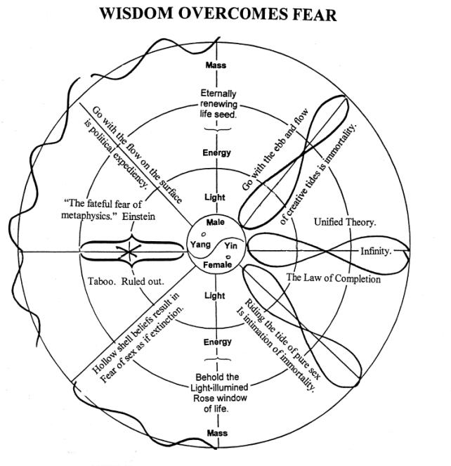 Wisdom Overcomes Fear