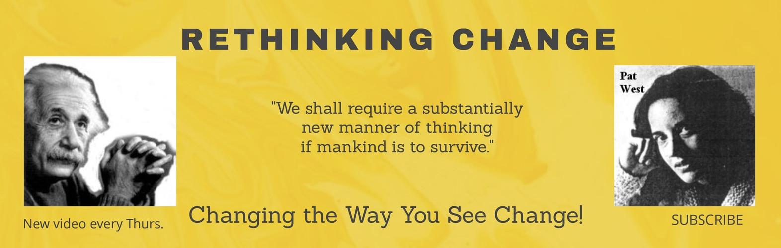 Rethinking Change Banner